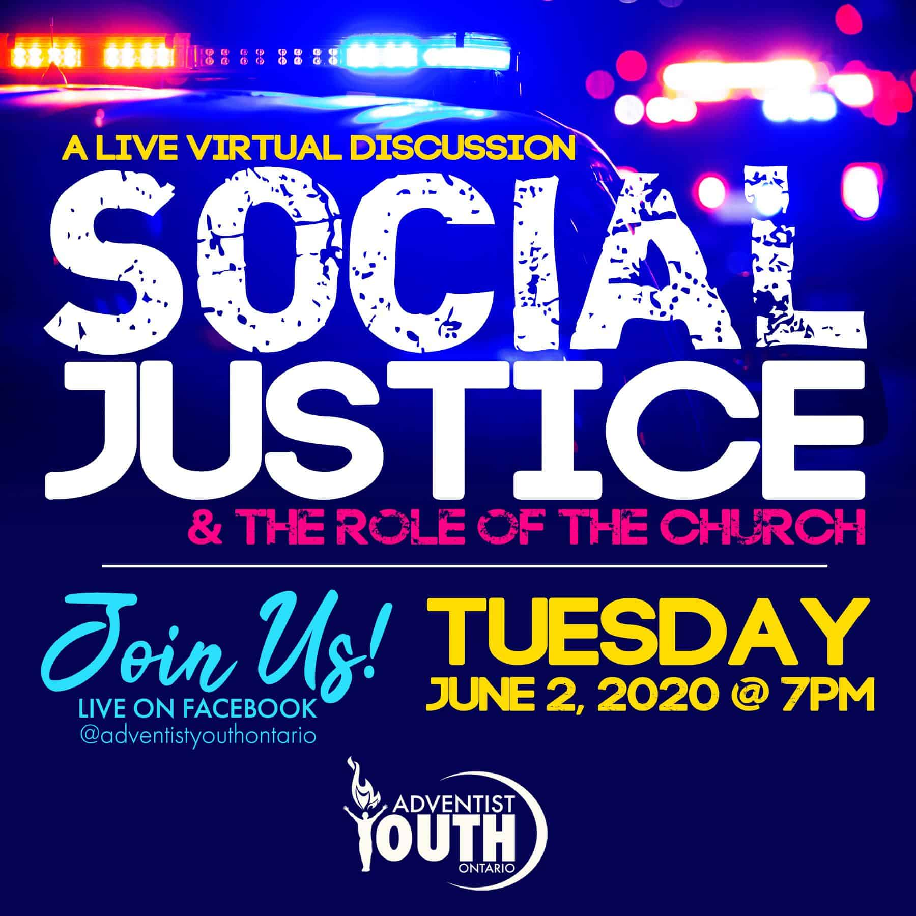 Pastor for Social Justice and the role of the church