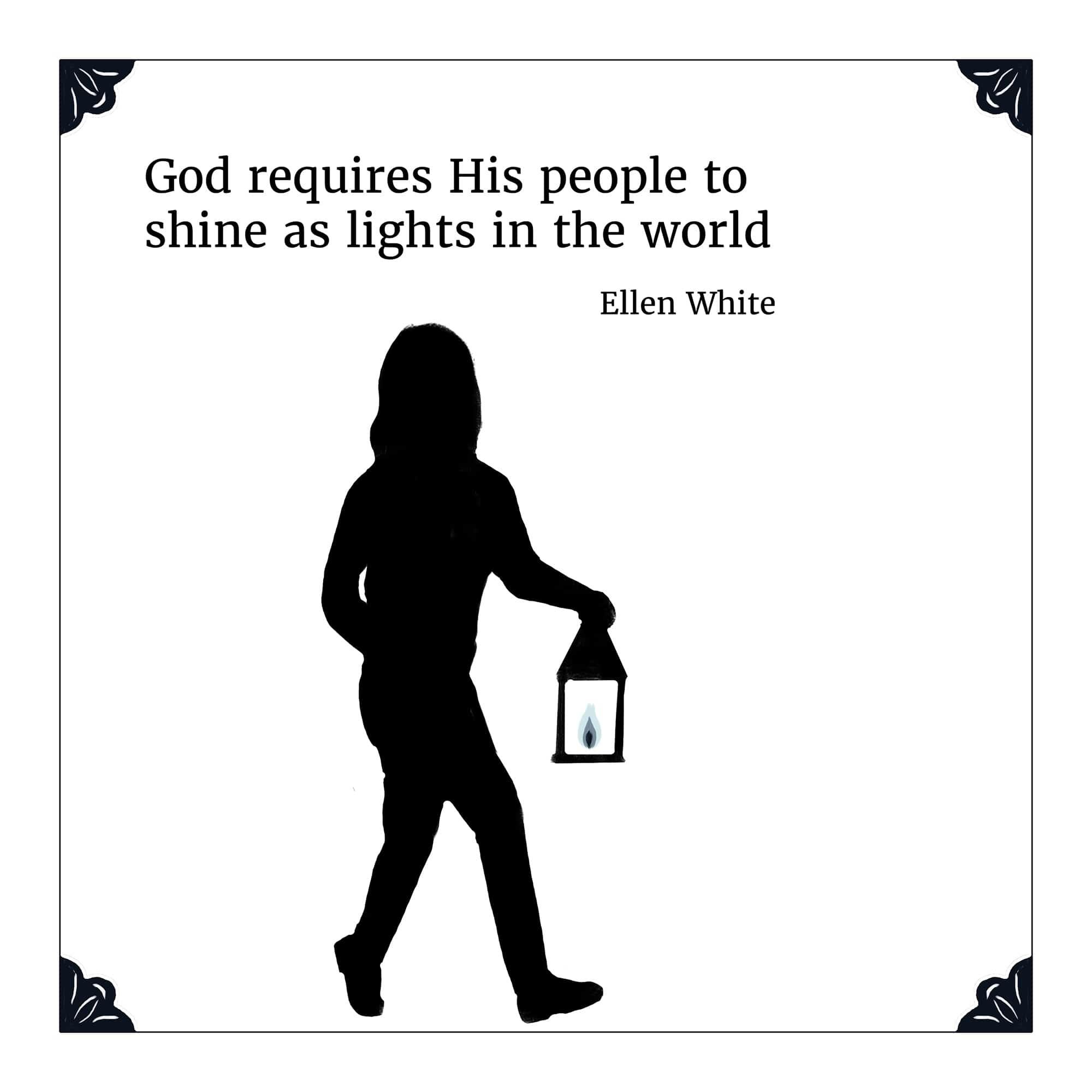 Ellen White quote