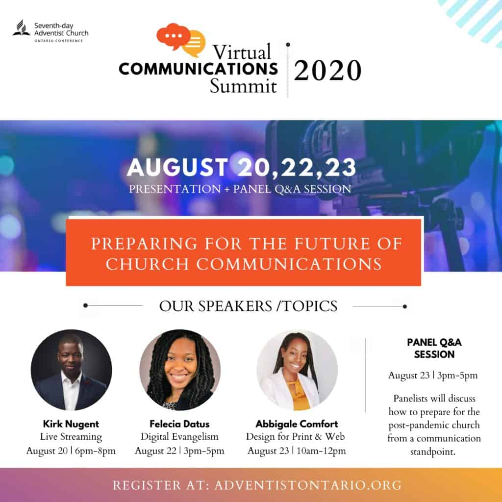 Virtual Communications Summit