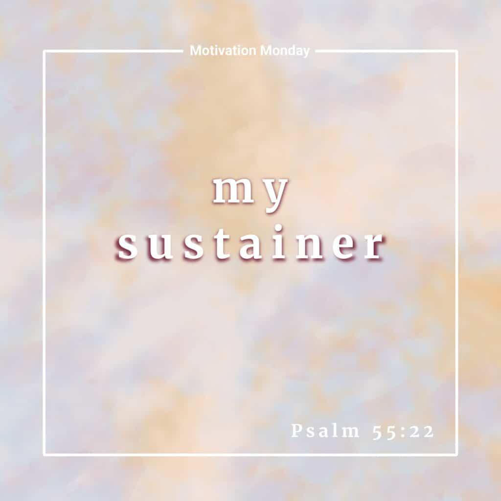 Pslam 55:22