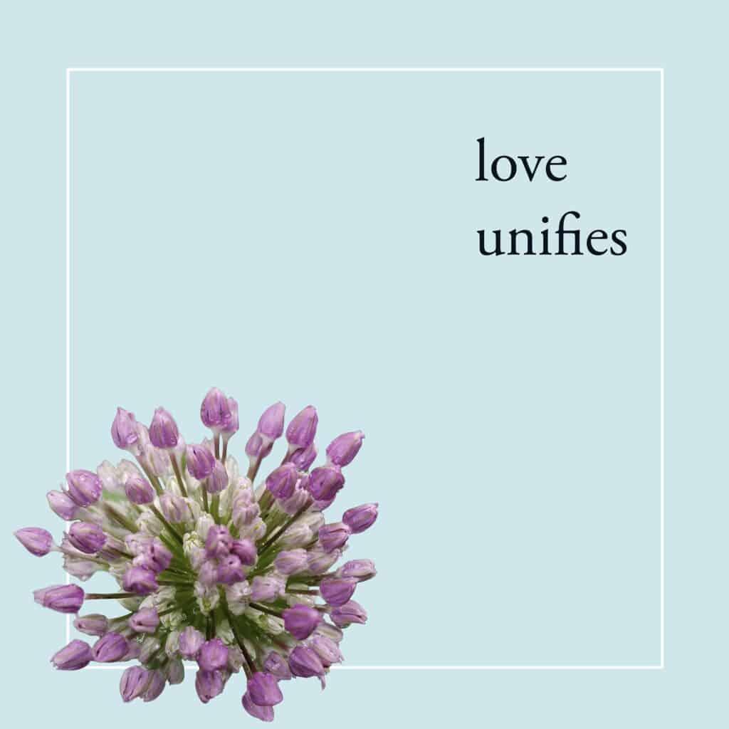 love-unifies