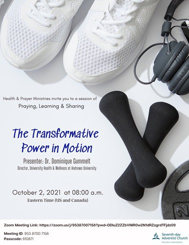 The Transformative Power in Motion